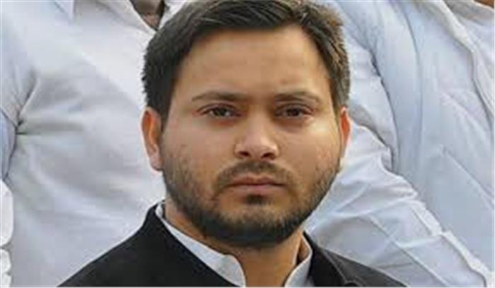 तेजस्वी यादव के खिलाफ मंत्री ने कराया मुकदमा दर्ज, यौन शोषण मामले में घसीटे जाने से नाराज