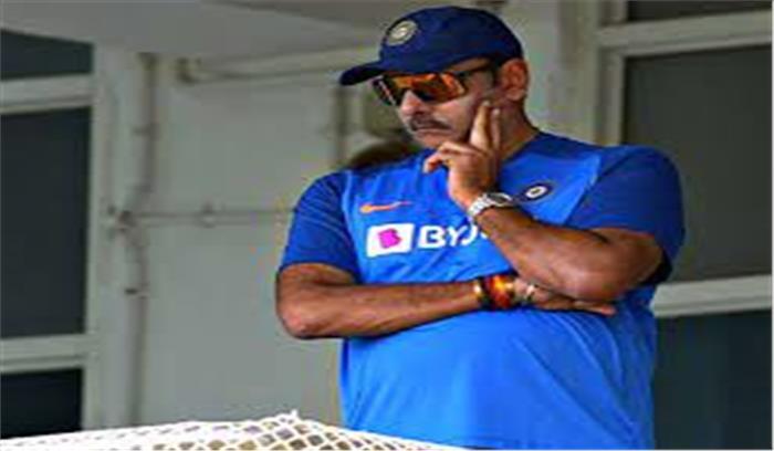 रवि शास्त्री करेंगे टीम इंडिया के कोच पद को