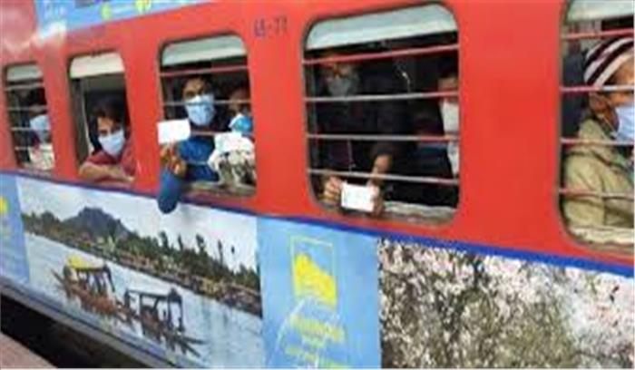 दिल्ली से मोतिहारी के लिए चली श्रमिक स्पेशल ट्रेन 4 दिनों तक यात्रियों को घुमाती रही , भूखे- प्यासे लोग बेहाल