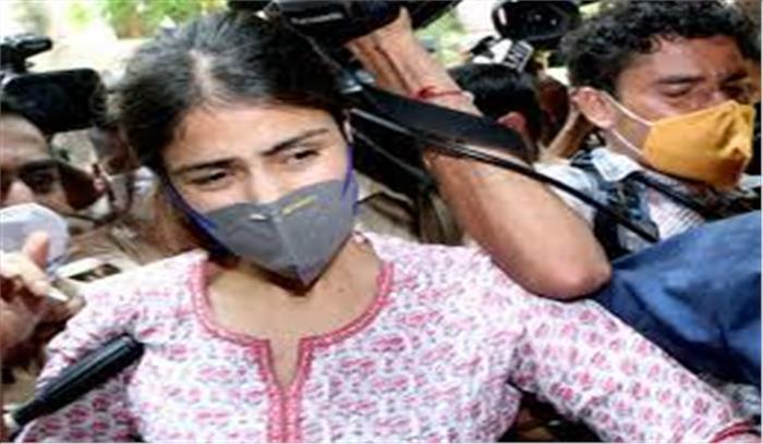 LIVE - रिया चक्रवर्ती भी ड्रग्स मामले में गिरफ्तार , कल कोर्ट में पेशी के बाद रिमांड पर लिया जाएगा