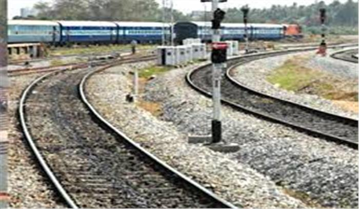 बहुप्रतीक्षित ऋषिकेश-कर्णप्रयाग रेलवे लाइन परियोजना पर काम हुआ शुरू, महज डेढ़ घंटे में दूरीहोगी पूरी
