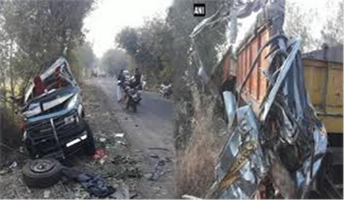 महाराष्ट्र के सांगली में हुआ भीषण सड़क हादसा, एसयूवी-ट्रैक्टर की टक्कर में 5 पहलवानों की मौत, कई घायल