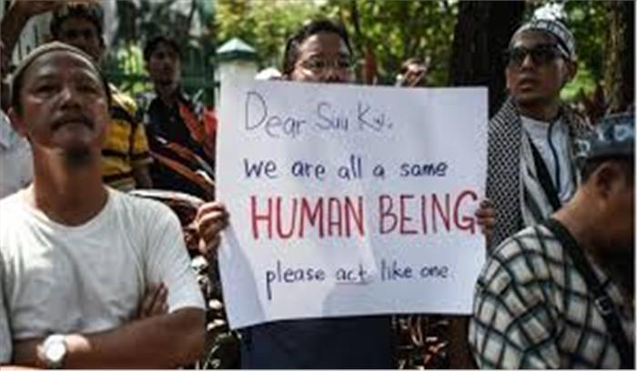 भारत में ही रहेंगे या देश से बाहर किए जाएंगे रोहिंग्या मुसलमान, सुप्रीम कोर्ट आज करेगी फैसला