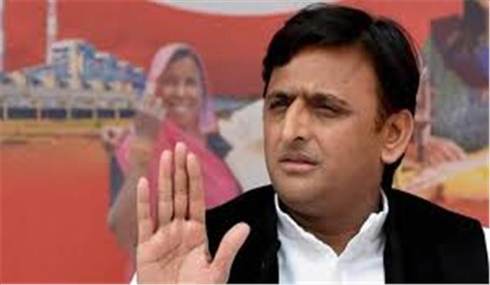 सपा प्रमुख का ऐलान, कन्नौज से लड़ेंगे लोकसभा का चुनाव और मैनपुरी से पिता मुलायम