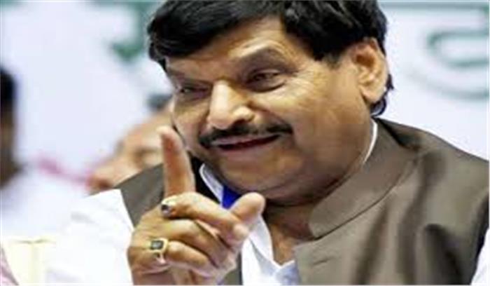 शिवपाल यादव ने सपा के खिलाफ निकाली भड़ास, कहा-धर्मयुद्ध में पीछे नहीं हटने वाला