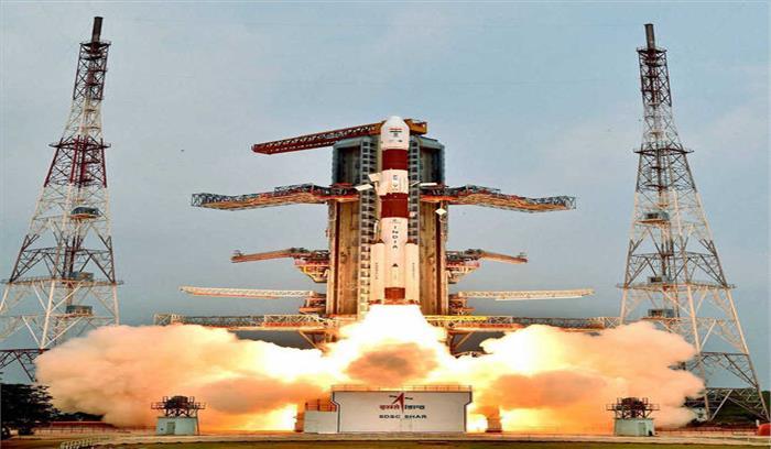 नए साल में इसरो ने रचा नया इतिहास,अन्तरिक्ष में भेजा अपना 100वां उपग्रह