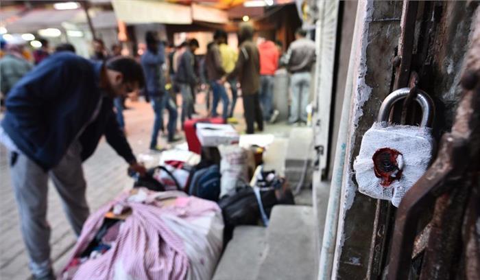 सीलिंग के विरोध में आज बाजार रहेंगे बंद, सीएम ने बुलाई सर्वदलीय बैठक, भाजपा का इंकार