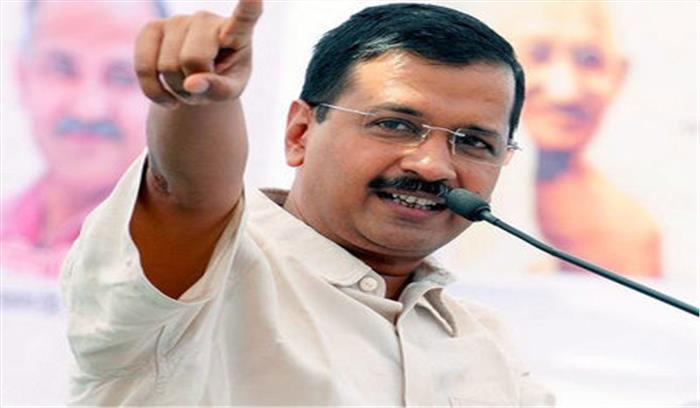 दिल्ली में 31 मार्च तक सीलिंग नहीं रुकी तो करुंगा भूख हड़ताल- केजरीवाल