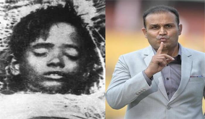 सहवाग ने बाल दिवस पर भारत के 12 वर्षीय सबसे छोटे शहीद बाजी राउत की कहानी देशवासियों के सामने रखी
