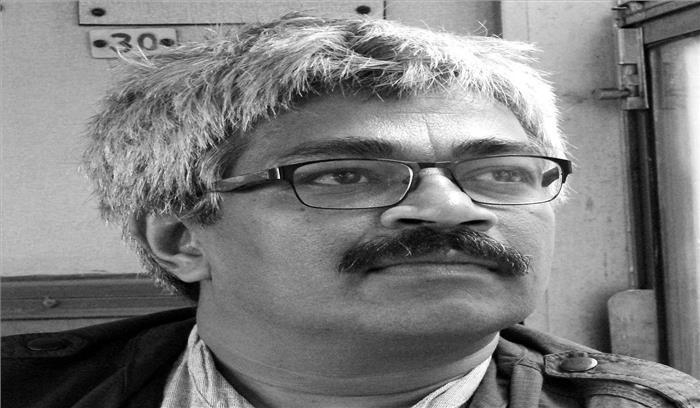 वरिष्ठ पत्रकार विनोद वर्मा को पुलिस ने गाजियाबाद से किया गिरफ्तार, घर से 2 लाख रुपये और 50 सीडी बरामद