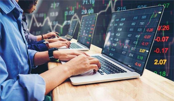 शेयर बाजार में भारी गिरावट , सेंसेक्स टूटकर 37 हजार के नीचे पहुंचा