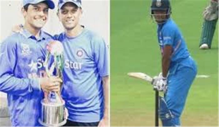उत्तराखंड के शाश्वत रावत का Under -19 विश्वकप क्रिकेट के लिए चयन , दमदार बल्लेबाजी से चयनकर्ताओं को किया प्रभावित