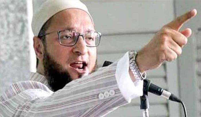मदरसों की मान्यता खत्म करने वाले रिजवी के बयान पर ओवैसी का वार, कहा- रिजवी ने आत्मा आरएसएस को बेच दी