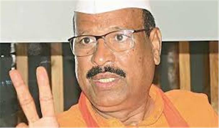 महाराष्ट्र की उद्धव ठाकरे सरकार में आखिरकार पड़ गई फूट , शिवसेना कोटे के मंत्री ने दिया इस्तीफा