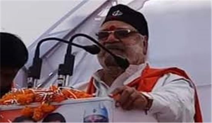 शिवसेना के पूर्व अध्यक्ष रमेश साहू की सरेआम गोलीमारकर हत्या , पत्नी और बेटी भी घायल