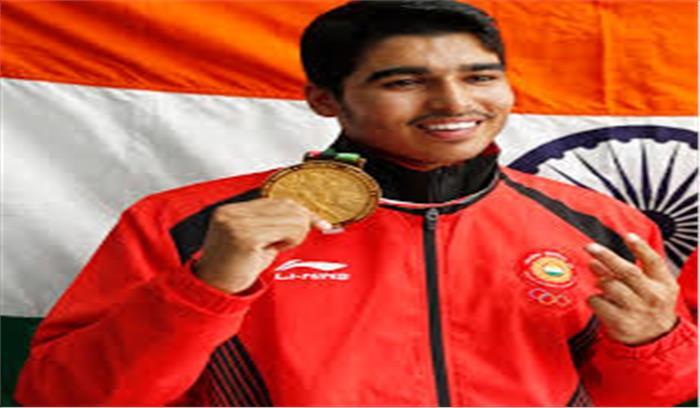 यूथ ओलंपिक में मेरठ के निशानेबाज ने लगाया सटीक निशाना, देश को दिलाई स्वर्णिम सफलता