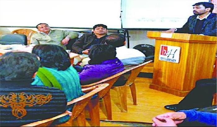 पिथौरागढ़ में आईएएस अधिकारी ने बनाई लघु फिल्म 'टाॅयलेट एक पहाड़ी कथा', स्वच्छता के प्रति लोगों को जागरूक करने का अनोखा उपाय