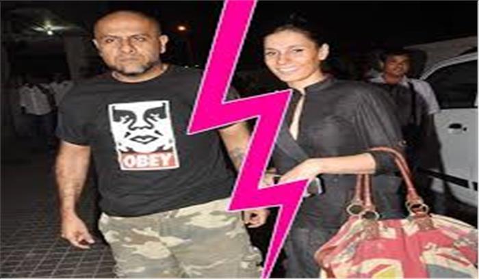 विशाल डडलानी ने आखिरकार अपनी पत्नी प्रियाली से तलाक के लिए दायर की अर्जी , जारी किया बयान