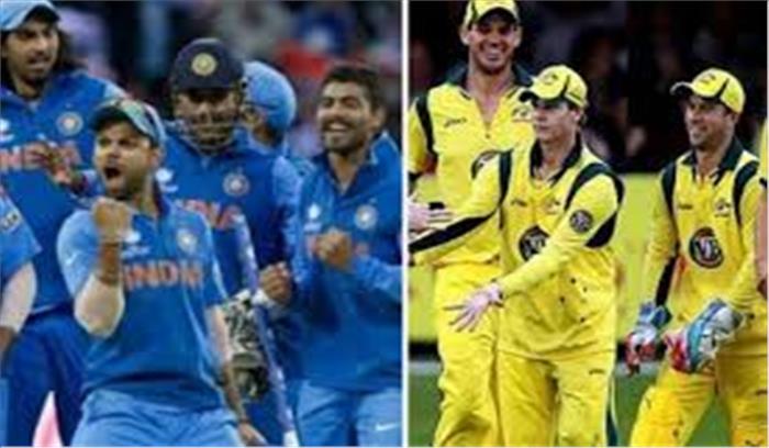 कल होने वाले मैच के लिए टीम इंडिया का ऐलान, पांडे को एक बार फिर नहीं मिला मौका