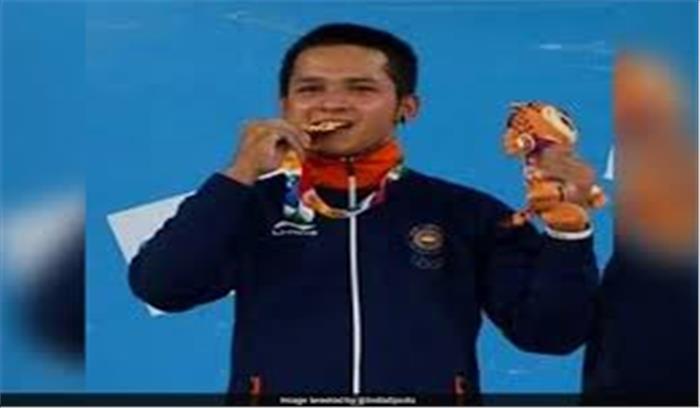 यूथ ओलंपिक में 15 साल के भारोत्तोलक ने रचा नया इतिहास, स्वर्ण पदक जीतने वाला पहला भारतीय