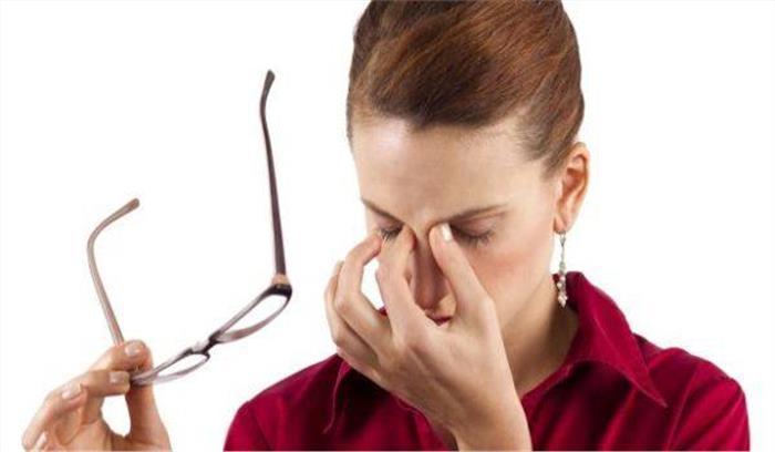 आपके आखों की रोशनी कम हो रही हैं ! , कहीं आप तनाव में तो नहीं हैं