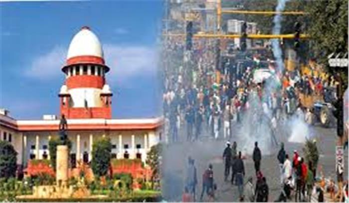 सुप्रीम कोर्ट ने दिल्ली हिंसा की जांच में दखल संबंधी याचिका खारिज की , कहा - याचिका लेकर सरकार के पास जाएं