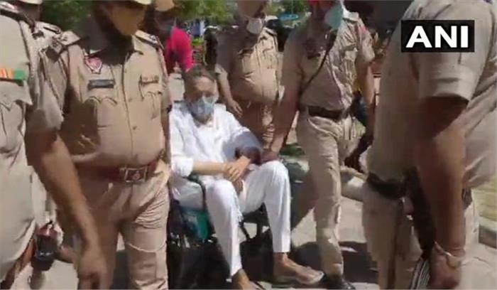 बाहुबली मुख्तार अंसारी को फिर रोपड़ जेल भेजा गया , सुप्रीम कोर्ट ने दिया था बांदा जेल भेजने का आदेश