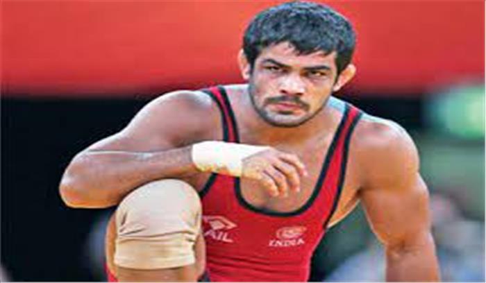 ओलंपियन सुशील कुमार की तलाश में दिल्ली में दबिश , हत्या के मामले में लुक आउट नोटिस जारी