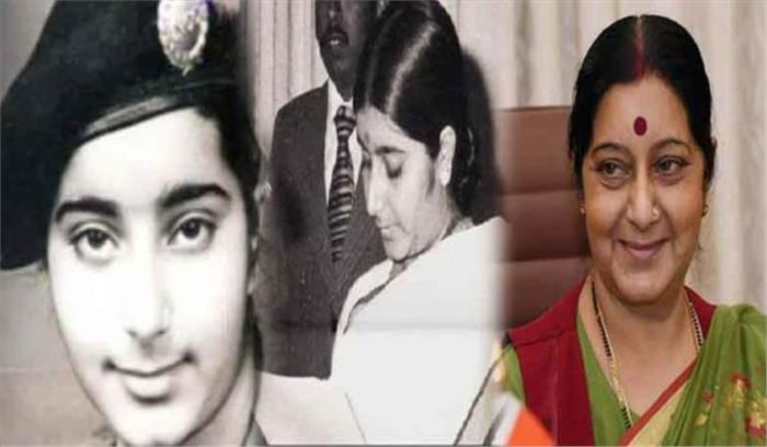मनोकामना पूरी होने के बाद सुषमा स्वराज को आया हार्ट अटैक , निधन से पहले खुद ट्वीट कर लिखी थी