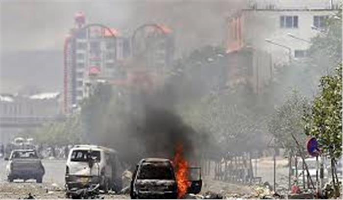 एक बार फिर तालिबान के हमले से दहला अफगानिस्तान, 15 सुरक्षाकर्मियों की मौत, कई जख्मी