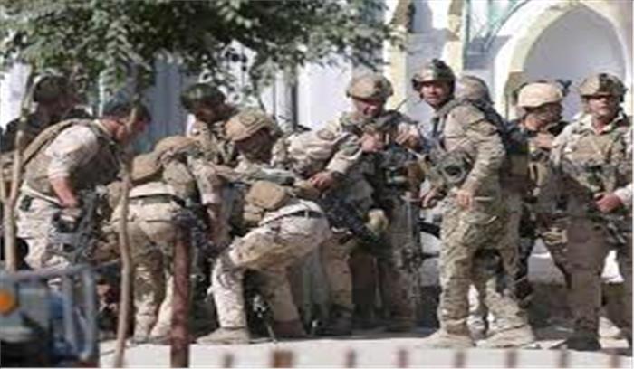 तालिबान विद्रोहियों ने अफगानिस्तान में किया बड़ा हमला, 30 से ज्यादा जवानों की मौत