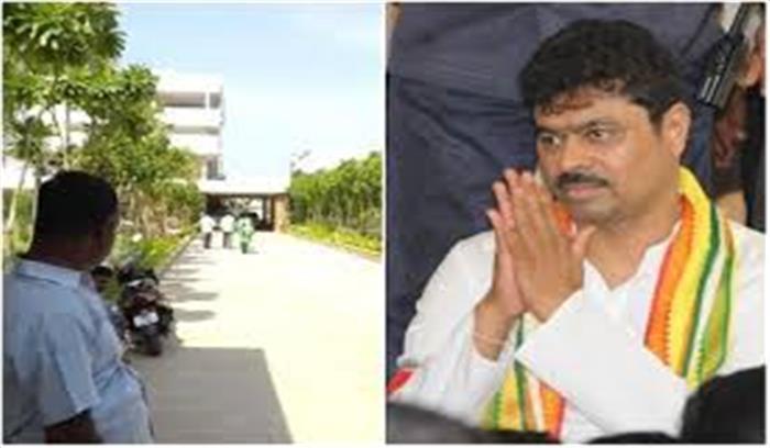 टीडीपी नेता सीएम रमेश के घर और दफ्तर पर आयकर विभाग का छापा, केंद्र पर लगाया बदला लेने का आरोप