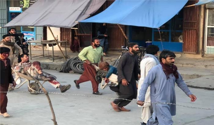 काबुल एयरपोर्ट पर आतंकी हमला , सीरियल ब्लास्ट में बच्चों समेत 13 लोगों की मौत , कई अमेरिकी भी मारे गए