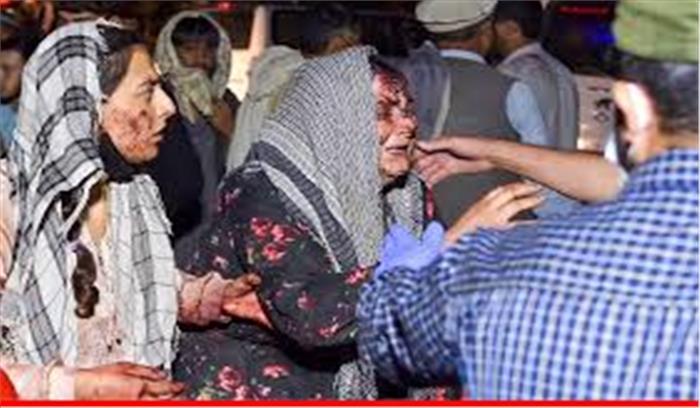 काबुल एयरपोर्ट ब्लास्ट – अब तक 100 से ज्यादा लोगों की मौत , अमेरिका ने कहा – आतंकियों को खोज खोजकर मारेंगे