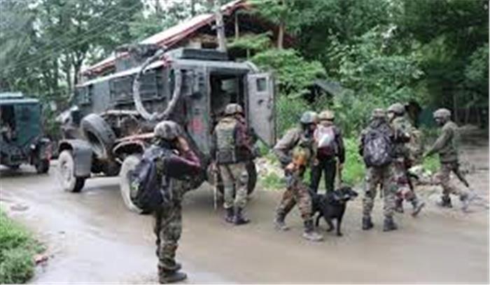 कोरोनाकाल में आतंकियों की सफाई , पिछले 24 घंटे में 8 आतंकियों को किया ढेर