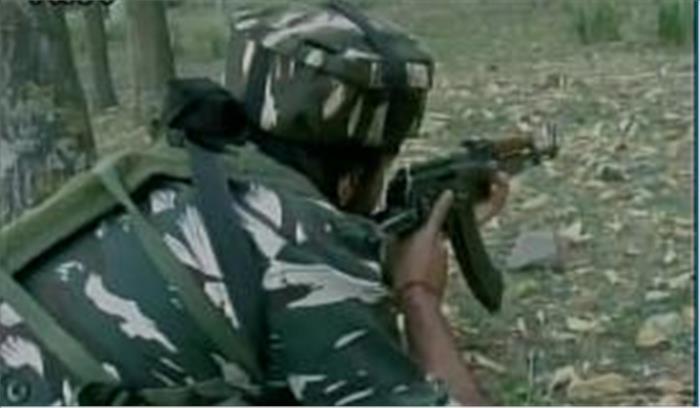 अरुणाचल में सेना के कैंप पर उग्रवादियों का हमला, कैंप पर ग्रेनेड दागने के साथ की गोलाबारी
