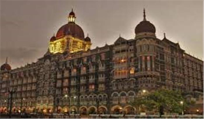 मुंबई के होटल ताज पर फिर आतंकी हमले की साजिश! , पाकिस्तान से आया धमकी भरा फोन कॉल