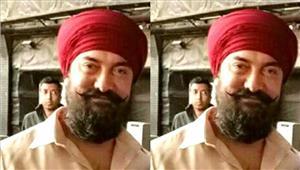 मिस्टर परफेक्शनिस्ट आमिर नजर आए अपनी नई लुक के साथ फिल्म ठग्स ऑफ हिन्दुस्तान के लिए की तैयारी