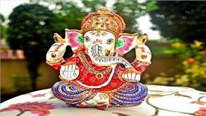 विघ्नहर्ता गणेश को घर लाने का आया समय 13 सितंबर से गणेश चतुर्थी जानें बप्पा की स्थापना-पूजा का समय