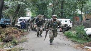 live - अनंतनाग में सुरक्षाबलों और आतंकियों के बीच मुठभेड़ जारी  रुक-रुक कर गोलीबारी जारी