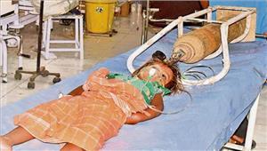बिहार  मोतिहारी में भी चमकी बुखार की दस्तक  अब तक 100 बच्चों की मौत  हर्षवर्धन के खिलाफ मुकदमा