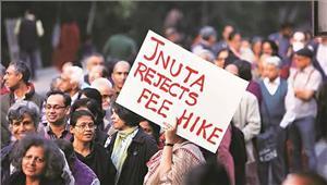 दिल्ली हाईकोर्ट ने jnu के छात्रों को दी बड़ी राहत  पुरानी फीस के आधार पर होंगे रजिस्ट्रेशन  लेट फीस भी नहीं लगेगी