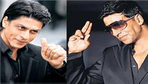 शाहरुख ने जताई इच्छा बड़े पर्दे पर एक साथ नजर आ सकते हैं खिलाड़ी कुमार' के साथ