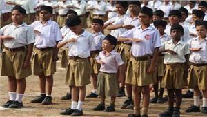 ममता सरकार ने आरएसएस के 125 स्कूलों को किया बंद भाजपा और आरएसएस ने की तीखी आलोचना