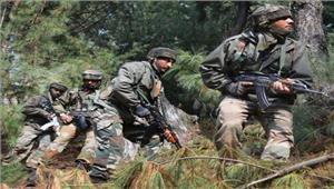 कुपवाड़ा के जंंगलों में एक आतंकी और ढेर 3-4 आतंकियों के घिरे होने की सूचना