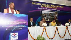 विकास और पर्यावरण दोनों की दोस्ती जरूरी लेकिन पर्यावरण संरक्षण एक चुनौती -त्रिवेंद्र सिंह रावत