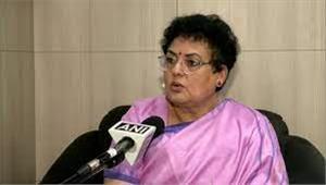 cm बनने लायक नहीं है चरणजीत सिंह चन्नी  उसे तत्काल बर्खास्त करें सोनिया गांधी  महिला आयोग की मांग