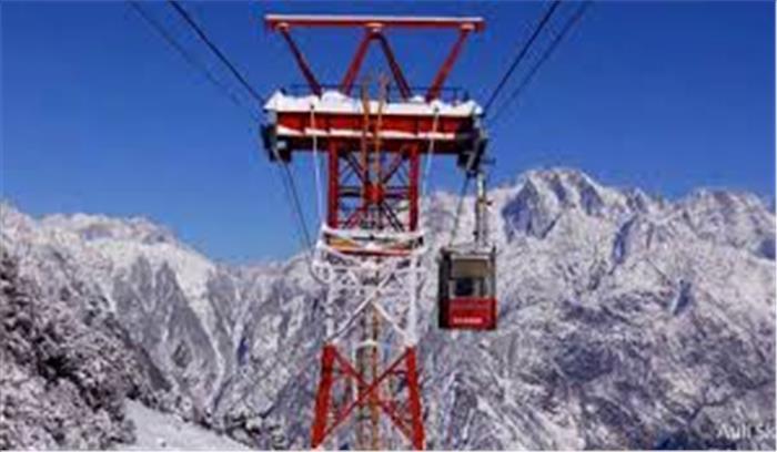 उत्तराखंड से रोपवे के जरिए जुड़ेंगे हिमाचल और जम्मू कश्मीर, पर्यटन को मिलेगा बढ़ावा