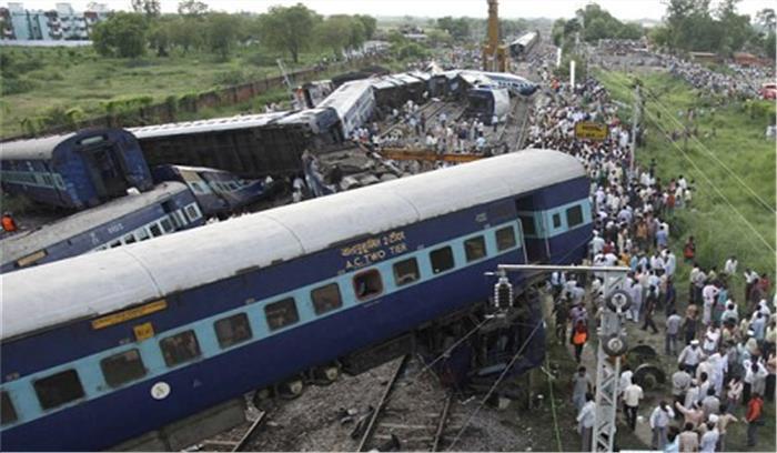 आखिर कानपुर के पास ही क्यों हो रहे ट्रेन हादसे, क्या जर्जर बुनियादी सुविधाएं हैं वजह!