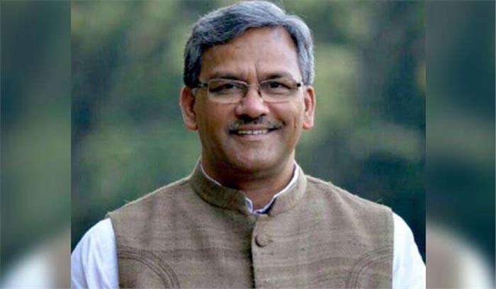 सीएम त्रिवेन्द्र रावत ने चमोली को दी बड़ी सौगात, 10 करोड़ रुपये की परियोजनाओं का किया शिलान्यास